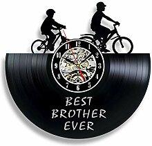 xxssg Vintage Vinyl Schallplatte Wanduhr Beste