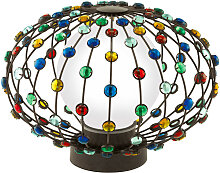 XXXLutz AUßENLEUCHTE Multicolor , Metall, 27.5 cm