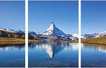 XXXLutz GLASBILD Landschaft & Natur ,