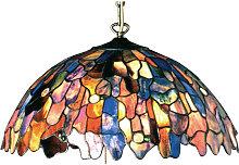 XXXLutz HÄNGELEUCHTE, Multicolor, Metall, Glas