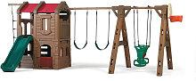 XXXLutz Spielturm Adventure Lodge Play ,