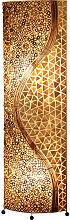 XXXLutz STEHLEUCHTE, Naturmaterialien, 20x149x45 cm