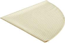 XXXLutz TISCHDECKE Textil Naturfarben 170 cm , Karo