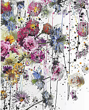 XXXLutz VLIESTAPETE , Blume, 200x250xcm cm