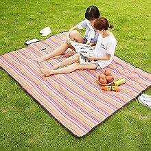 XY%CF Große Picknickdecke im Freien mit