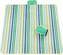 XY&CF Picknickdecke im Freien mit wasserfestem