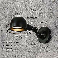 XY&XH Wandlampe, Klassische nordische Loft