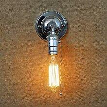 XY&XH Wandlampe, Loft knopfschalter wandleuchten