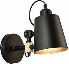 XY&XH Wandlampe, Nordic Metall Wandleuchte Für