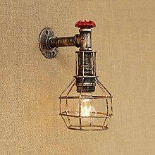 XY&XH Wandlampe, Vintage Wandlampen Retro-Loft