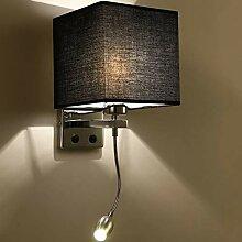 XY&XH Wandlampe, Wandleuchte Wandleuchte Schalter