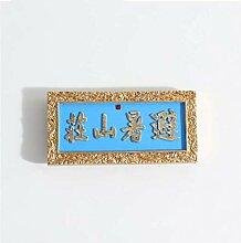 XYao Kühlschrank-Aufkleber Chinesische kulturelle