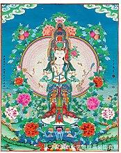 XYFL Buddha Bild Thangka - Avalokitesvara