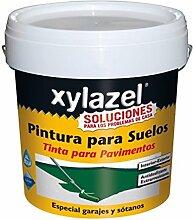 Xylazel Fußbodenfarbe 4L grün