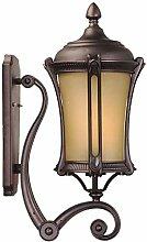 XYVXJ Wandlampe Flurlampe mit Wandleuchte für den