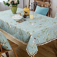XYY Aus Baumwolle Und Leinen Tischdecken/Der Stil