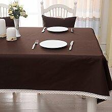 XYY Tabelle Tuch tischdecke/gepolstert