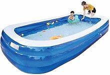 XYYKA Aufblasbarer Pool Planschbecken Whirlpool