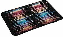 XYZ Super Anti-Rutsch-Wasserabsorption Teppich Indoor Doormat Bad Badezimmer Teppich exquisit ( farbe : A )