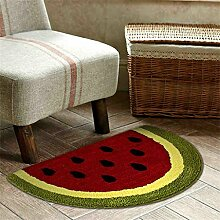 XYZ Wasser Mats Badezimmer Anti-Rutsch-Pad Fußmatte Schlafzimmer Badezimmer Küche Salon  Teppich 0.5m × 0.8m exquisi