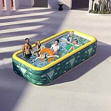 XYZCUP Aufblasbarer Pool, 428 * 195 * 60cm