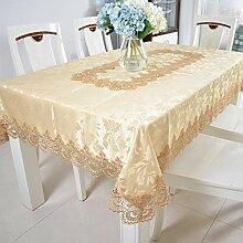 XYZG Küchentischabdeckung für Tischdecke