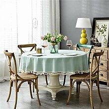 XYZG Tischdecke Tischwäsche Einfache Elegante