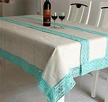 XYZG Tischtücher Küchentischabdeckung für