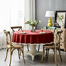 XYZG Tischwäsche Tischtuch Einfache Elegante