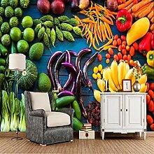 XZDXR Tapete Für Das Restaurant Obstladen