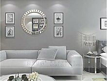 Xzzj Schwarze Und Graue Vlies Tapete Long Fiber Plain Solide Wohnzimmer Tv Schlafzimmer Mit Einfachen Und Modernen Hintergrundbild, Hellgrau