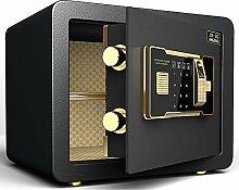 Y-BXX Safe Tresor Fingerdruck Feuerfest, Digital