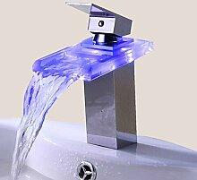 Y&M Wasserhahn,Badezimmer Waschbecken Wasserhahn