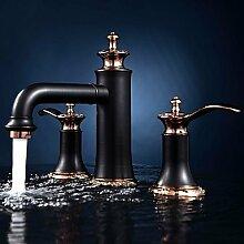 Y&M Wasserhahn,Beliebte zwei handhaben Bad