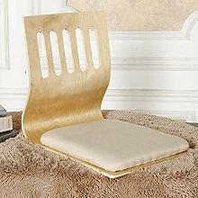 Y & S Portable Boden Stuhl bodenstuhl Faul Kiefer