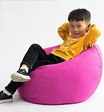 Y&Y Plüsch Bean Bag Chair,Weich gefüllt Kind