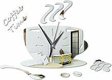 Y-YT DIY Wanduhr Moderne Clock Acryl