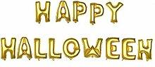 Ya1&Ya Party Supplies_Halloween Ballons Kürbis
