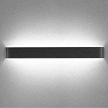 Yafido Wandleuchte Innen LED 90CM Wandlampe Up