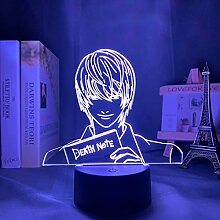 Yagami Lichtfigur Acryl LED Nachtlicht Anime