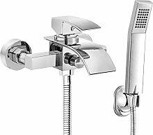 Yaheetech Duschsysteme Regendusche Set Duschset