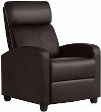Yaheetech Gepolsterter Sessel Einzelsofa