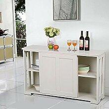 Yaheetech Küchenschrank Küchenmöbel Küche
