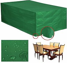 Yaheetech Möbelschutzhülle Möbelabdeckung