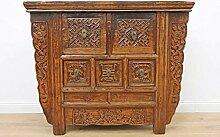 Yajutang Antike chinesische Kommode Sideboard 5