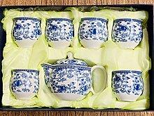 Yajutang Chinesisches Porzellan Tee Se