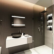 Yake Badspiegel LED Beleuchtung Wandspiegel