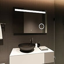 Yake Badspiegel Schminkspiegel LED Beleuchtung