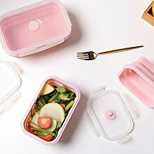 Yalatan Bento Box faltbare Bento Lunch Box