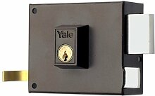 Yale 125R100IHP - Felgenschloss